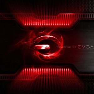 Powered by EVGA Wallpaper